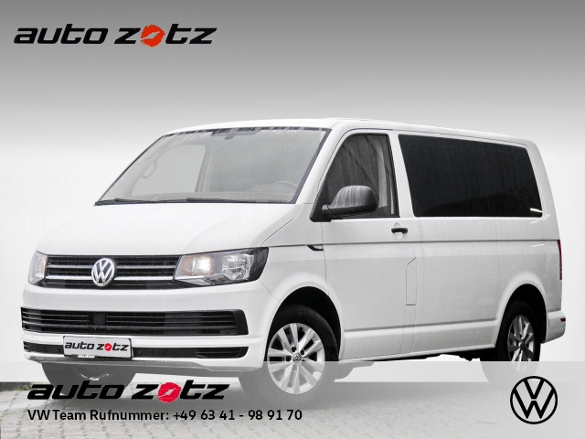 Volkswagen T6 Multivan Trendline 2.0 TDI Navi Bluetooth Klima, Jahr 2017, Diesel