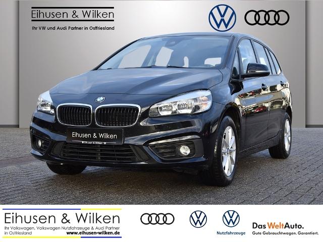 BMW 218 d Gran Tourer *GRAN TOURER*ADVANTAGE*KLIMA*G, Jahr 2015, Diesel