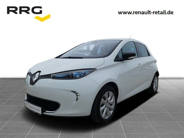 Renault Zoe Zen zzgl. Batteriemiete Finanzierung 0,99%!!, Jahr 2015, Elektro