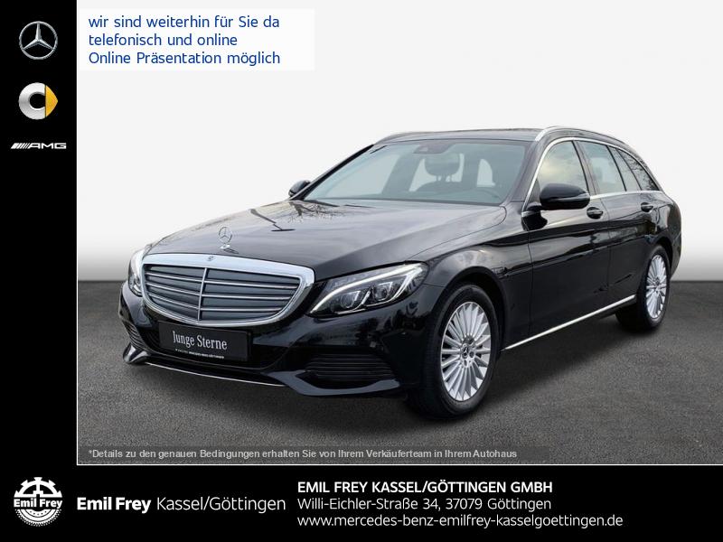 Mercedes-Benz C 400 4M T Exclusive+ILS+Airmatic+COMAND+SoundSyst, Jahr 2017, Benzin