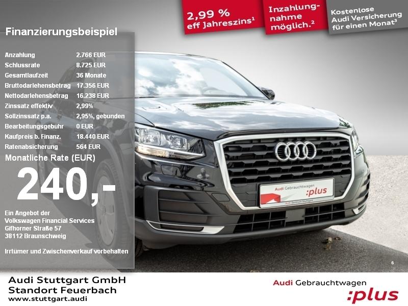 Audi Q2 1.0 TFSI, Jahr 2018, Benzin