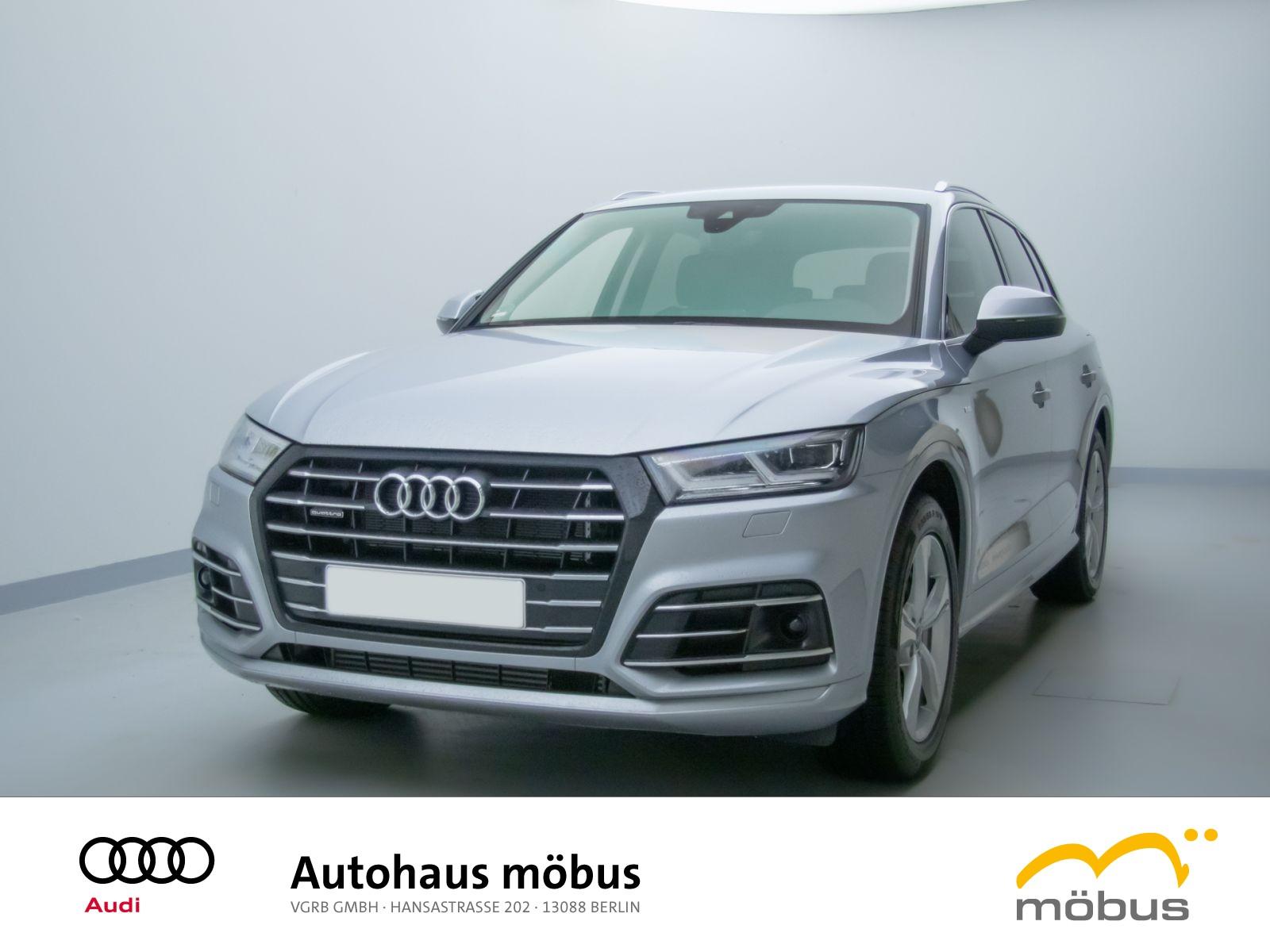 Audi Q5 55 TFSI e QU S-TRO*MATRIX-LED*MMI NAVI+*SHZ, Jahr 2021, Hybrid