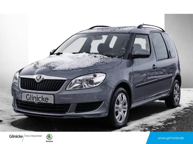Skoda Roomster Ambition Plus Edition 1.2 TSI Klimaautom Kinders. Vorb. AHK Sitzheizung, Jahr 2013, Benzin