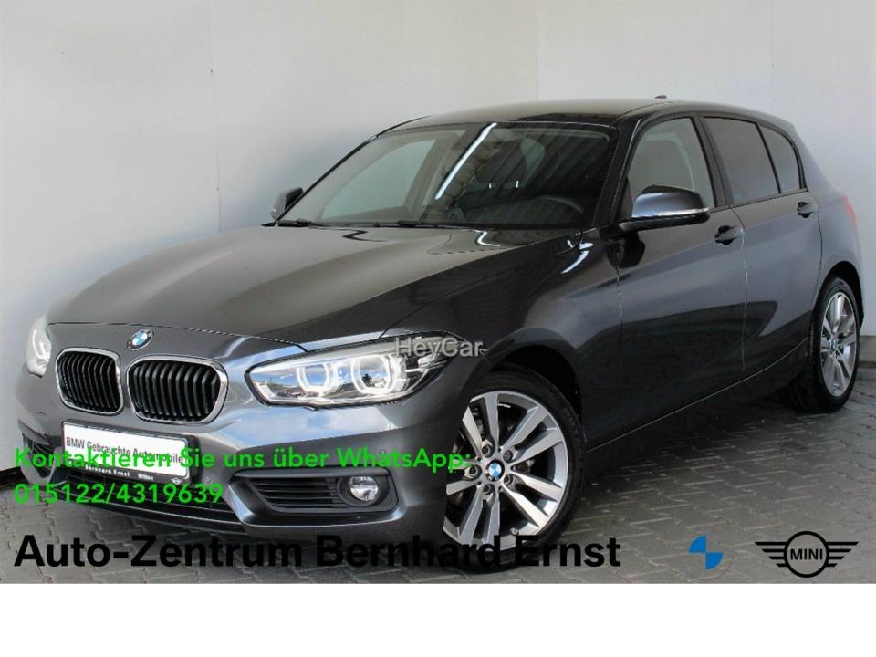 BMW 118d Advantage Aut. Navi Business PDC RFT, Jahr 2017, Diesel