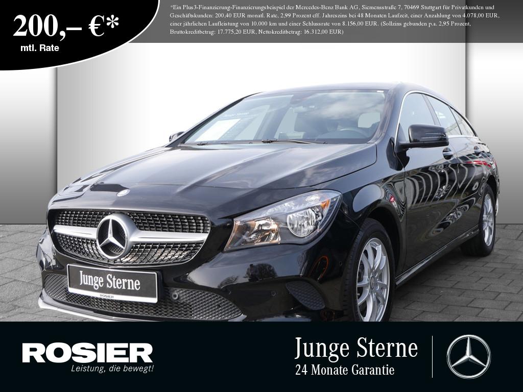 Mercedes-Benz CLA 200 SB d, Jahr 2016, Diesel