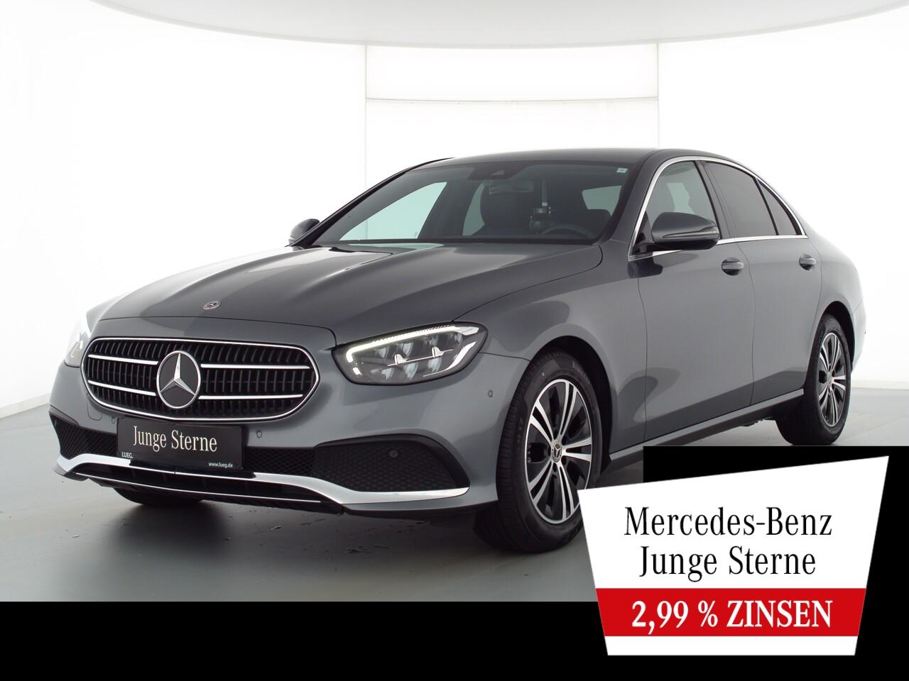 Mercedes-Benz E 220 d 4M Avantgarde+MBUXHighEd+LED-HP+Wide+RFK, Jahr 2020, Diesel
