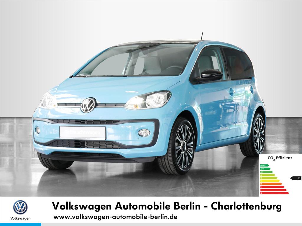 Volkswagen up! 1.0 Black Style, Jahr 2020, Benzin