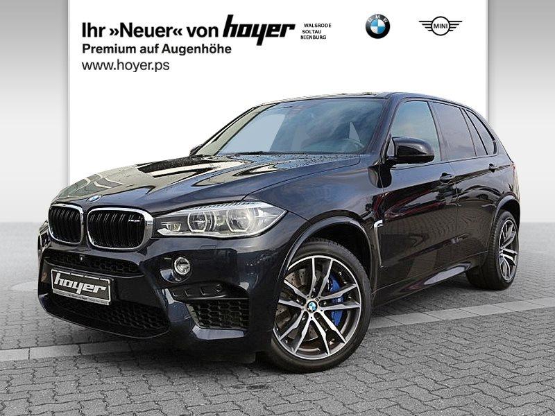 BMW X5 M M Drivers P. Head-Up HK HiFi DAB LED RFK, Jahr 2015, petrol
