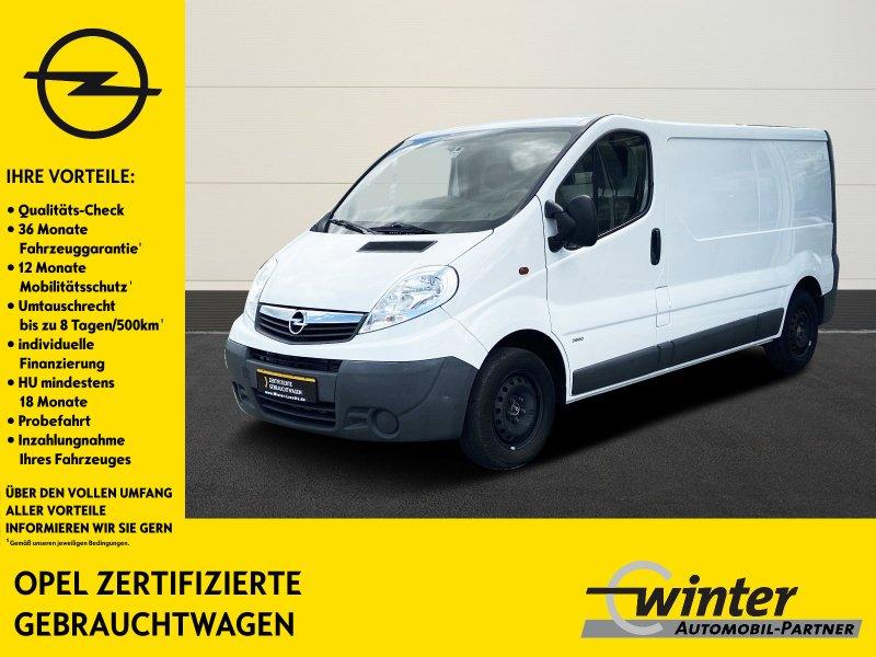 Opel Vivaro B Kasten L2H1 Klima,USB,Holzboden, Jahr 2014, Diesel