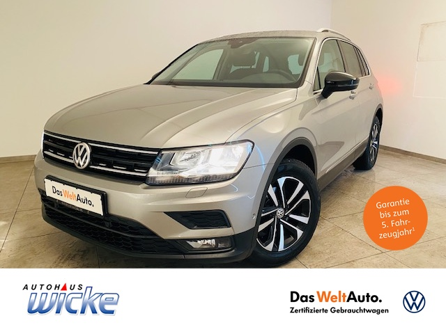 Volkswagen Tiguan 1.5 TSI DSG IQ.DRIVE ACC Navi Bluetooth, Jahr 2019, Benzin