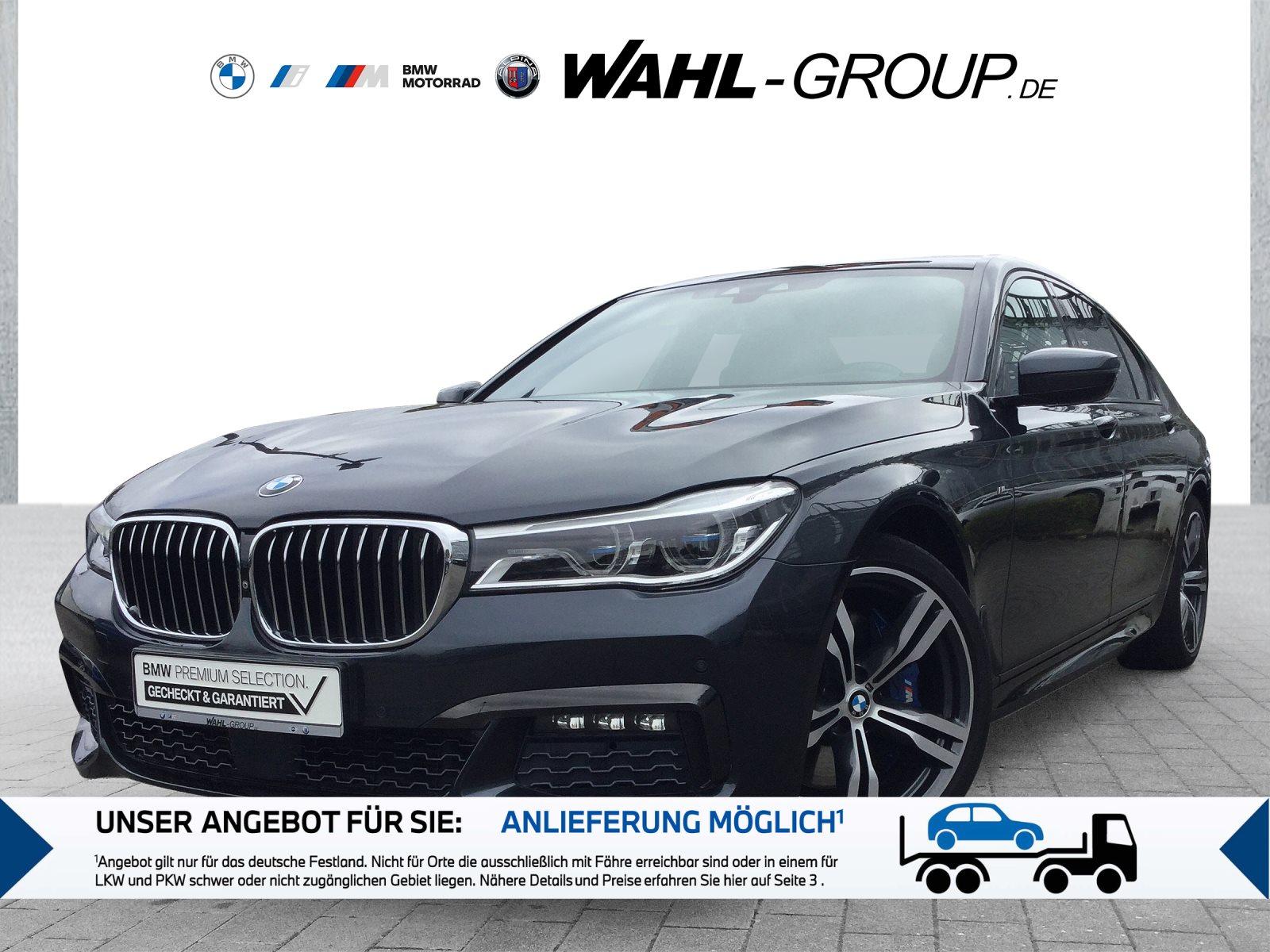 BMW 730d xDrive M Sportpaket Laserlicht Standhzg., Jahr 2018, Diesel