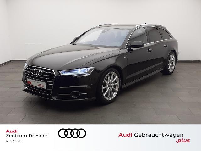 Audi A6 Avant 3.0 TDI quattro, Jahr 2016, Diesel