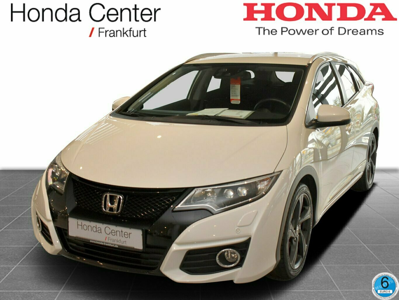 Honda Civic Tourer 1.8 Lifestyle Navi FAP, Jahr 2017, Benzin