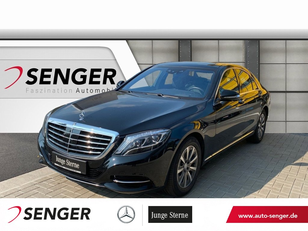 Mercedes-Benz S 350 d Panorama Comand Distronic Head-Up LED, Jahr 2016, Diesel