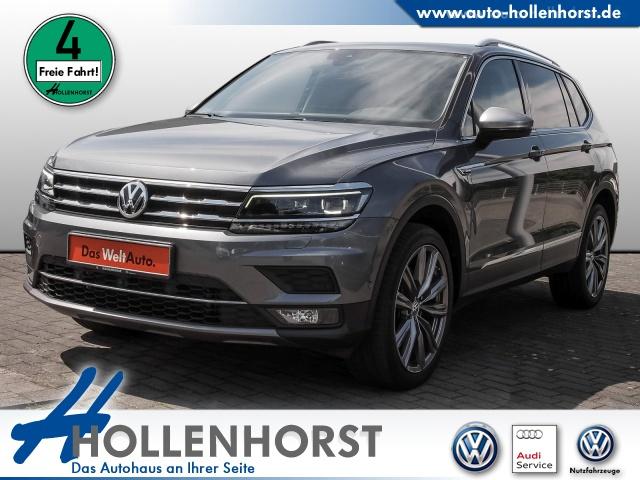 Volkswagen Tiguan Allspace 2.0 TDI Highhline Highline 4Motion, Jahr 2018, Diesel