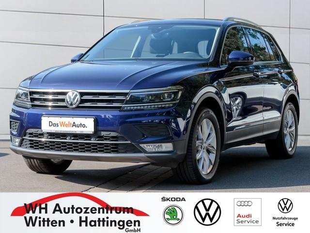 Volkswagen Tiguan 2.0 TSI DSG 4Motion HIGHLINE NAVI AHK DCC AREAVIEW LED PDC, Jahr 2016, Benzin