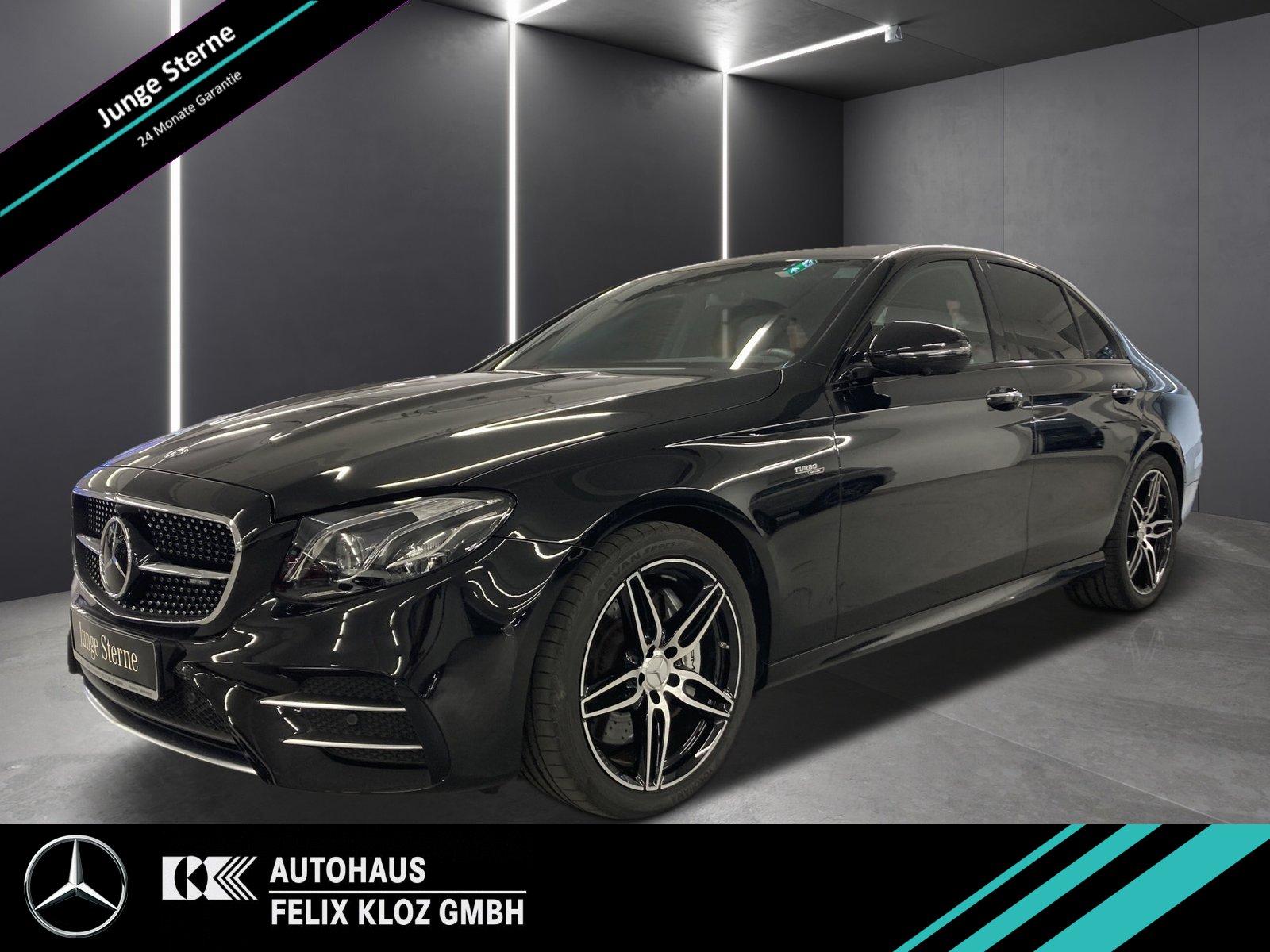 Mercedes-Benz E 53 AMG 4M+ FAP SHD AHK Keyless DAB COMAND 360°, Jahr 2020, Benzin