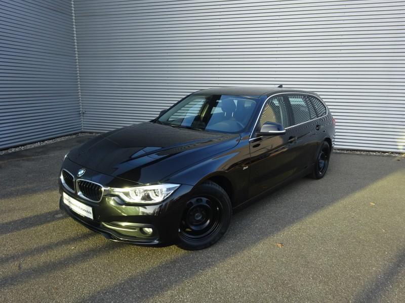 BMW 320d Touring Sport Line Navi Business Klimaaut., Jahr 2015, diesel