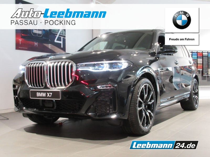 BMW X7 xDrive40d S-Aut. M-Sport AKTION: UVP 120.990,, Jahr 2020, Diesel