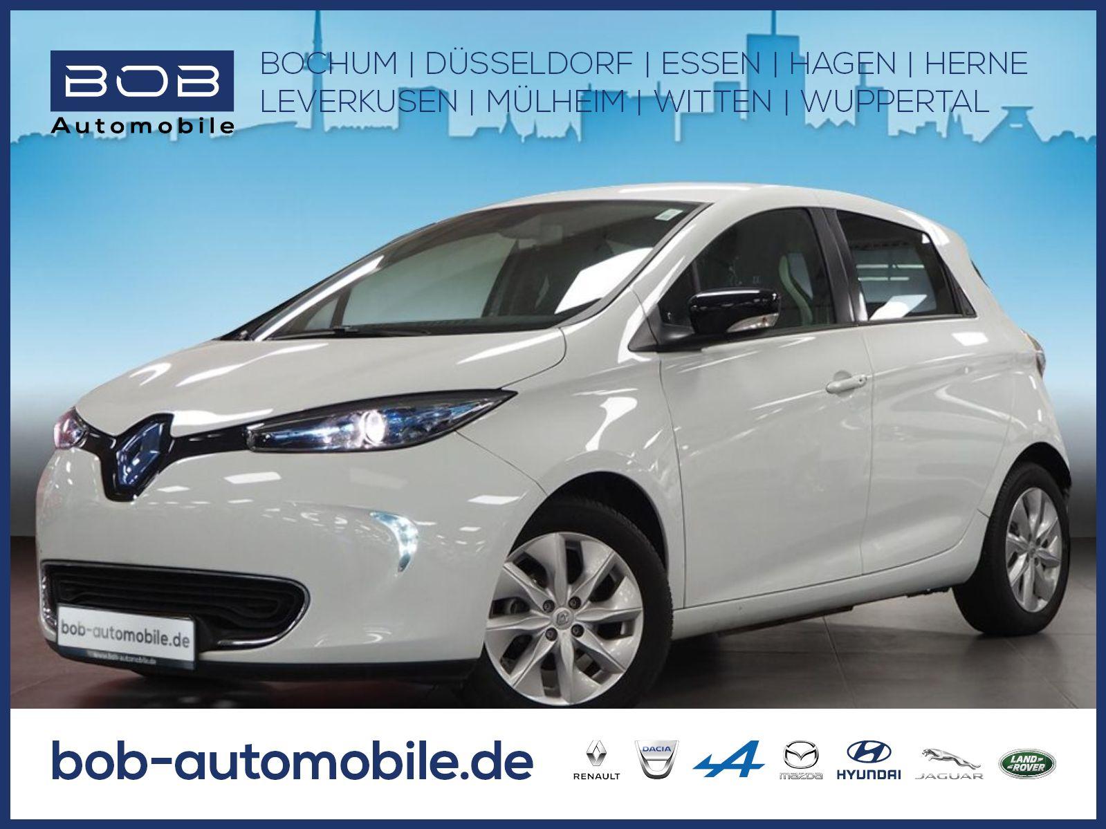 Renault ZOE INTENS R240 NAVI PDC KLIMA LM-Felgen BT AUX, Jahr 2016, Elektro