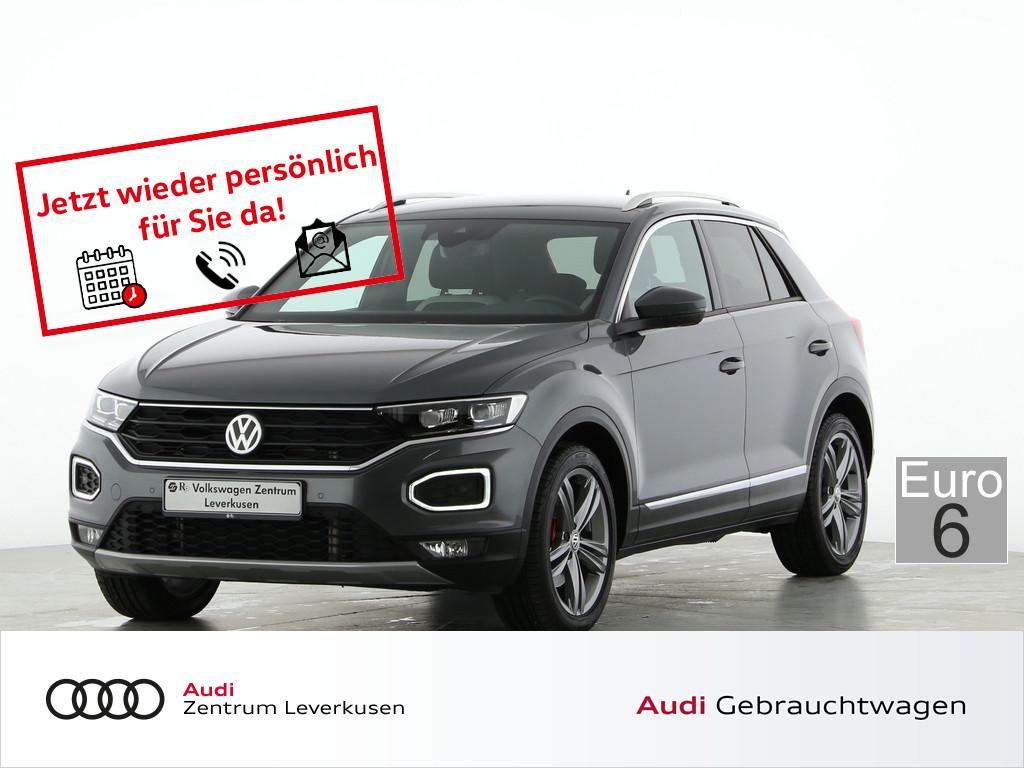 Volkswagen T-Roc 2.0 TSI Sport 4MOTION, Jahr 2018, Benzin