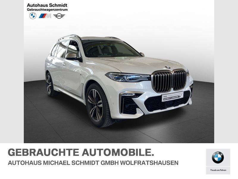 BMW X7 M50d Sky Lounge*Standheizung*360 Kamera*Harman Kardon*, Jahr 2020, Diesel