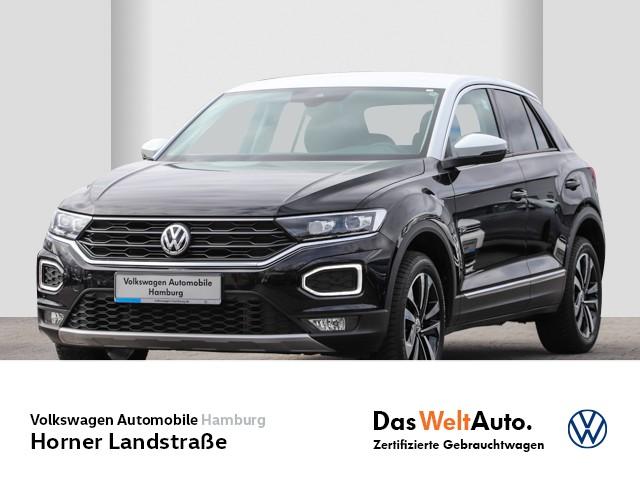 Volkswagen T-Roc 1.5 TSI ACT United AHK Navi Einparkhilfe, Jahr 2020, Benzin