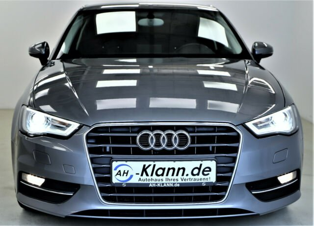 Audi A3 1.4 TFSI 122 PS Attraction Klima Xenon AHK, Jahr 2013, Benzin