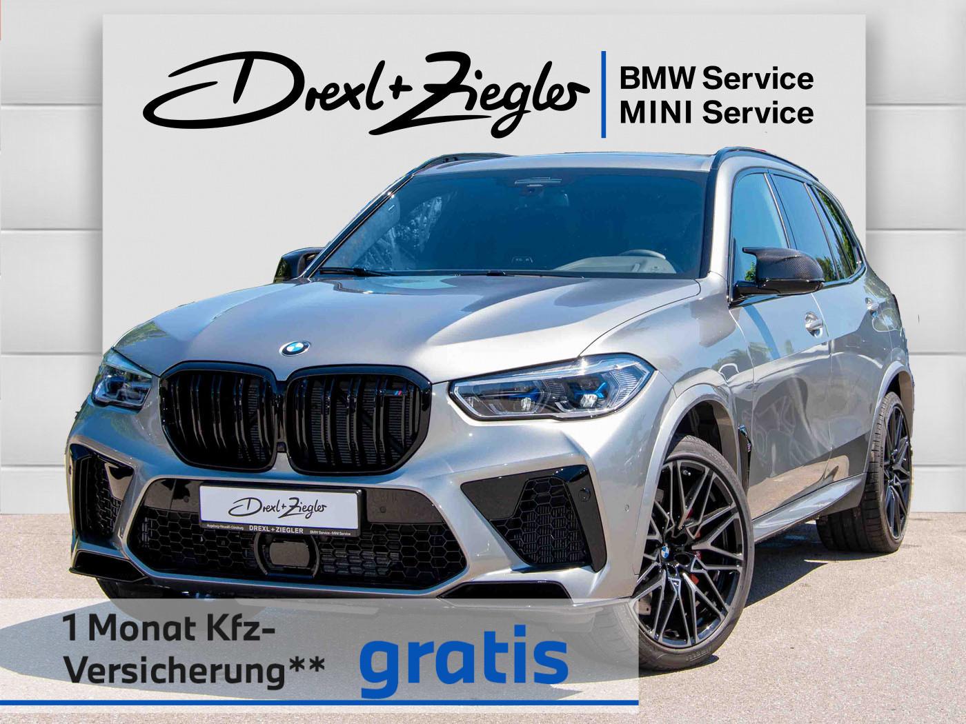 BMW X5 M Competition AHK SkyLounge B&W Carbon M Pack, Jahr 2021, Benzin