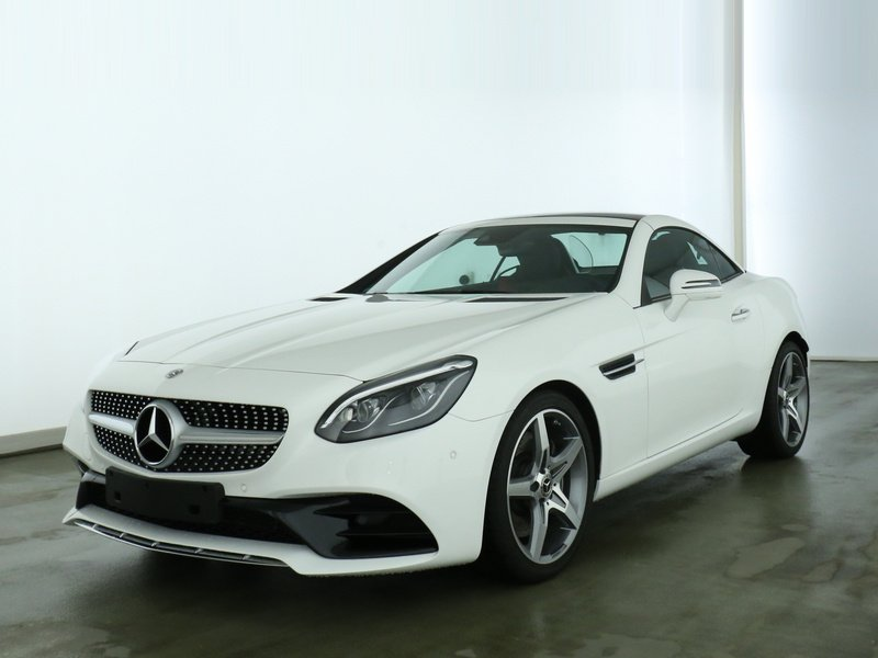 Mercedes-Benz SLC 300 AMG*COMAND*ILS*Memory*Kamera*Keyless-Go*, Jahr 2019, Benzin