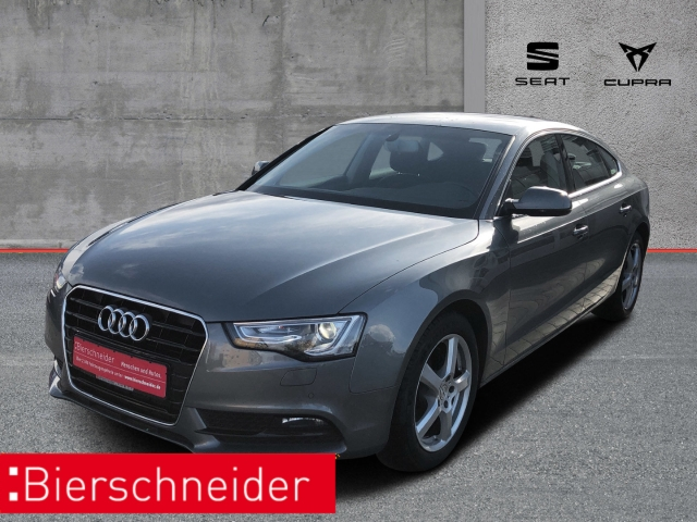 Audi A5 Sportback 1.8 TFSI Navi Xenon Plus APS Plus, Jahr 2012, Benzin