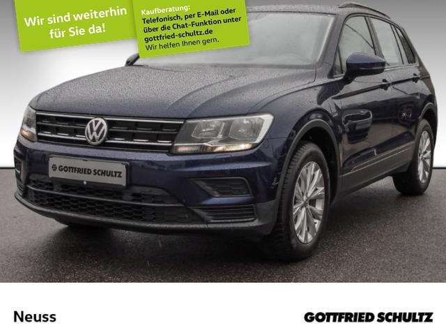 Volkswagen Tiguan 1,4 TSI BT SHZ PDCvo&hi 17LM EU6 Trendline, Jahr 2016, Benzin