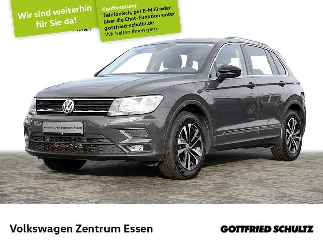 Volkswagen Tiguan IQ DRIVE 1,5 TSI DSG NAVI VC KAMERA ALU17, Jahr 2019, Benzin