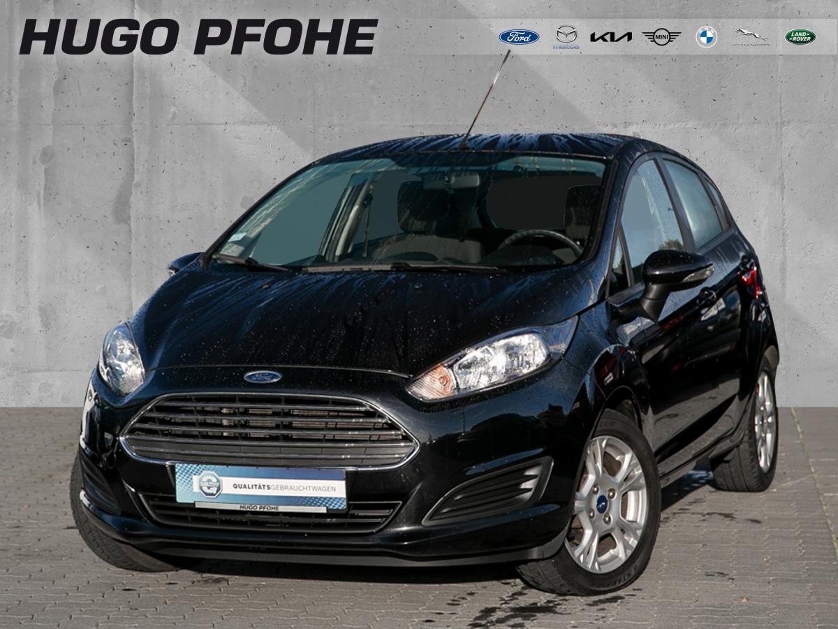 Ford Fiesta 1.25 Trend 5-türig AC RCD SHZ Klima Winte, Jahr 2015, Benzin