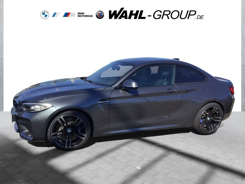 BMW M2 Coupé DKG Leder Navi Prof. Alarm Komfortzug., Jahr 2017, Benzin