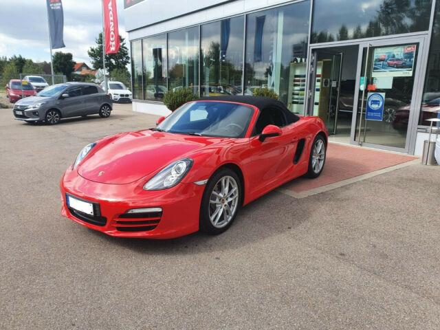 Porsche Boxster 2,7l Schaltgetriebe, Jahr 2014, Benzin