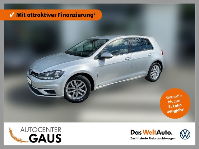 Volkswagen Golf VII Comfortline 1.5 TSI DSG Navi ACC, Jahr 2019, Benzin