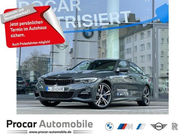 BMW 330e M Sport Laser AHK Glasd HuD DA PA H/K 19'', Jahr 2020, Hybrid