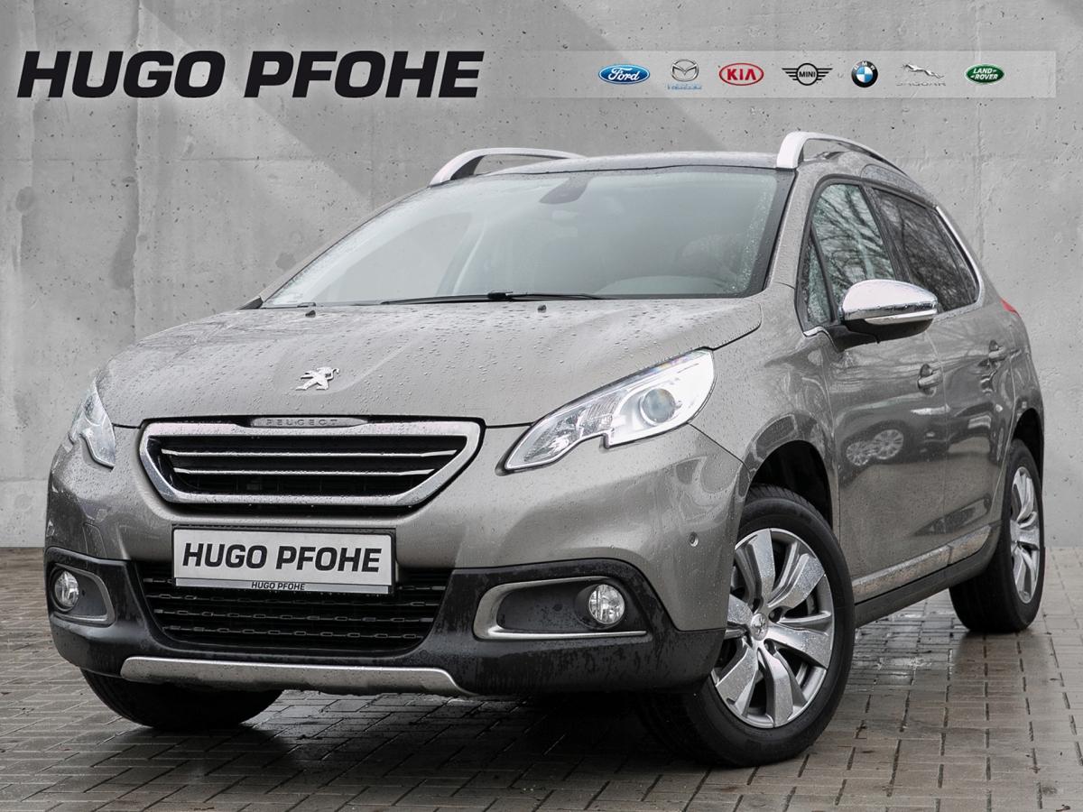 Peugeot 2008 Allure 120 VTI, Jahr 2015, Benzin
