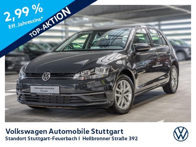 Volkswagen Golf VII 1.6 TDI Comfortline Navi, Jahr 2019, Diesel