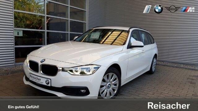 BMW 320dA Tou Navi,LED,BT,Keyless,SH,PDC,Tempom, Jahr 2017, Diesel