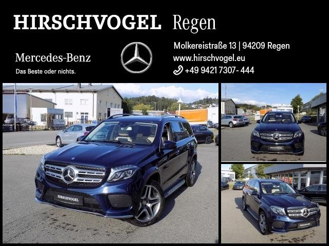 Mercedes-Benz GLS 500 4M AMG-Line/EXCLUSIVE+AIRMATIC+DISTRO+SD, Jahr 2016, Benzin