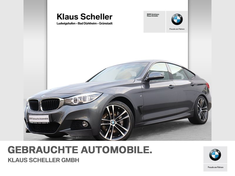 BMW 340i Gran Turismo M Sportpaket HiFi LED WLAN, Jahr 2017, Benzin