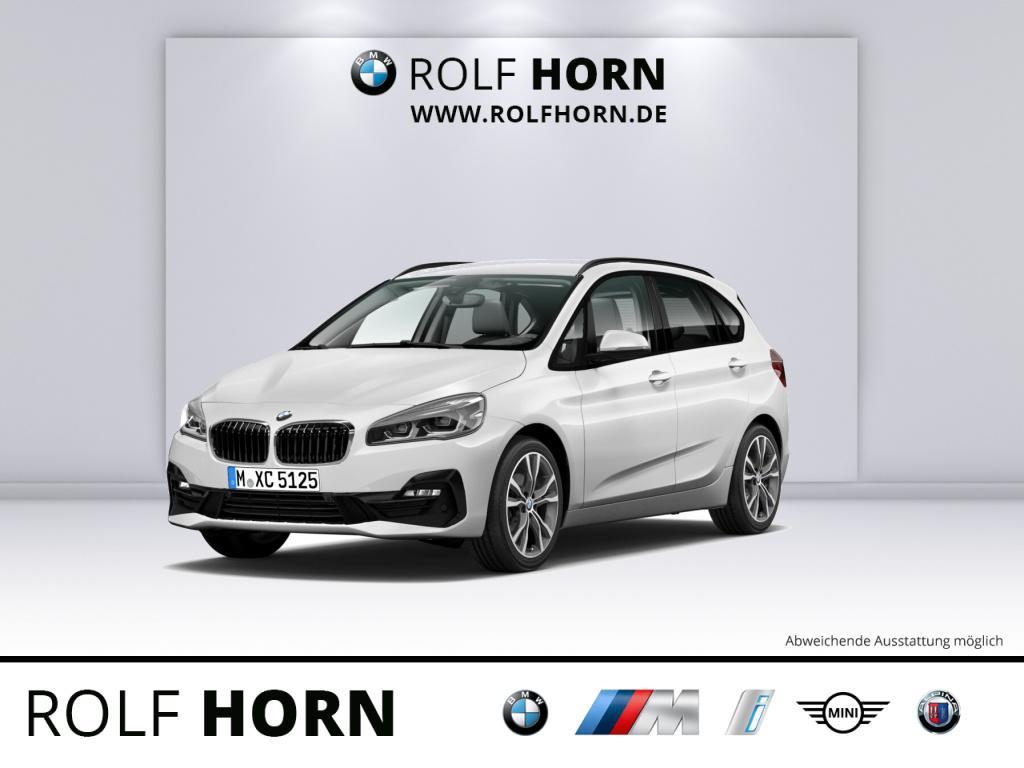BMW 220 Active Tourer Sport Line Autom. LED HIFI, Jahr 2021, Benzin