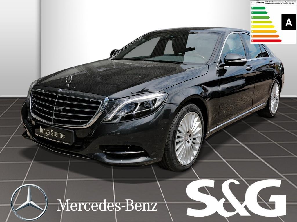 Mercedes-Benz S 350 d Distronic/Parktronic/360°/Navi/Sitzhzg./, Jahr 2016, Diesel