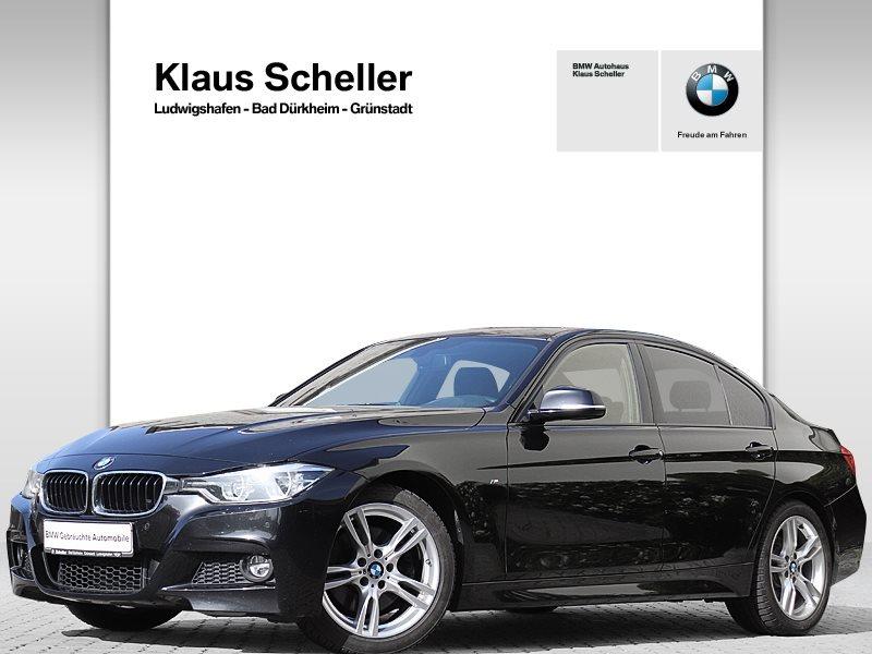 BMW 325d Limousine M Sportpaket LED Navi Bus. USB, Jahr 2017, Diesel