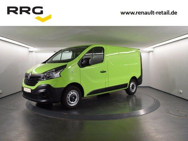 Renault TRAFIC KASTEN KOMFORT L1H1 2,7t dCi 90 ELEK. FE, Jahr 2015, Diesel