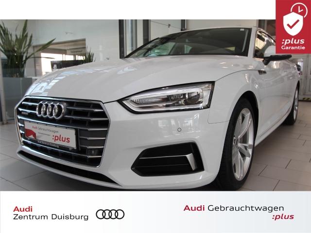 Audi A5 Sportback 40 TDI quattro spor Leder Xenon Navi, Jahr 2019, Diesel