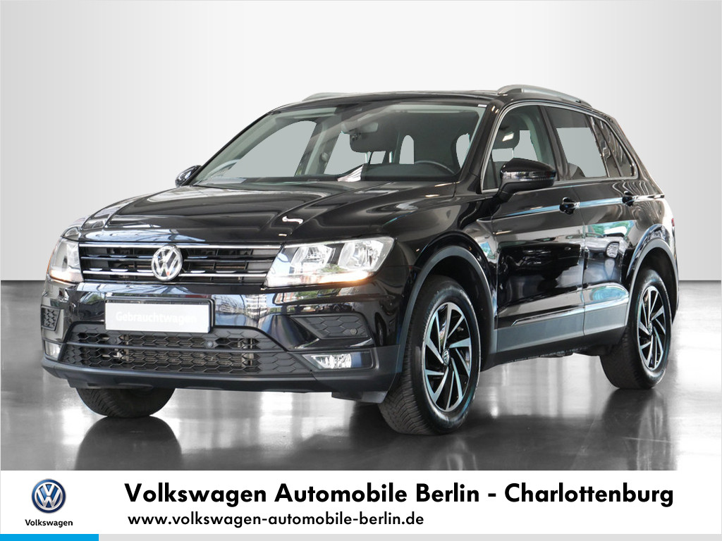 Volkswagen Tiguan 2.0 TSI Join 4MOTION BMT, Jahr 2018, Benzin
