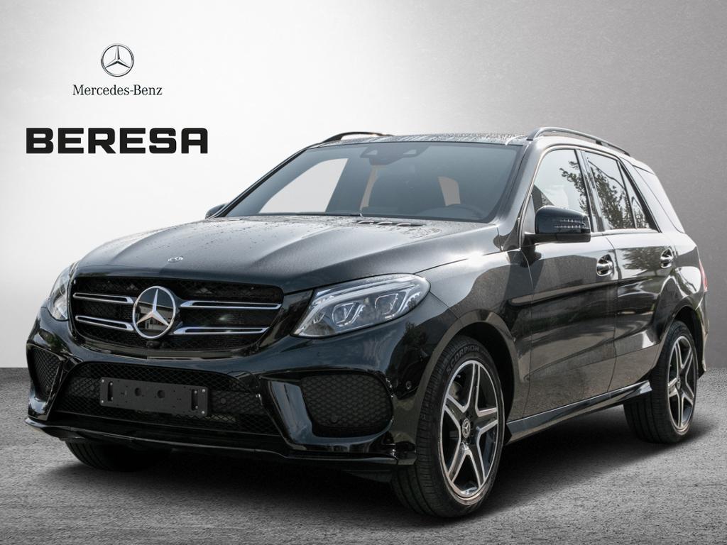 Mercedes-Benz GLE 500 4M AMG StHzg Distronic Pano. 360° Sitzhz, Jahr 2017, petrol